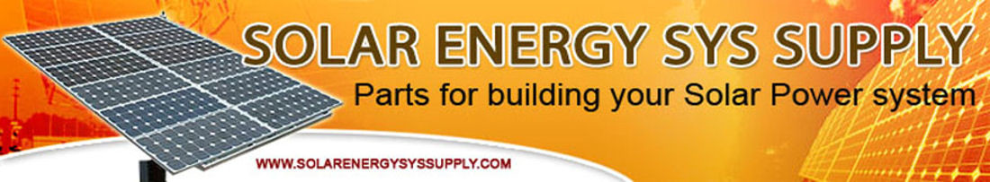 Solar Energy Sys Supply